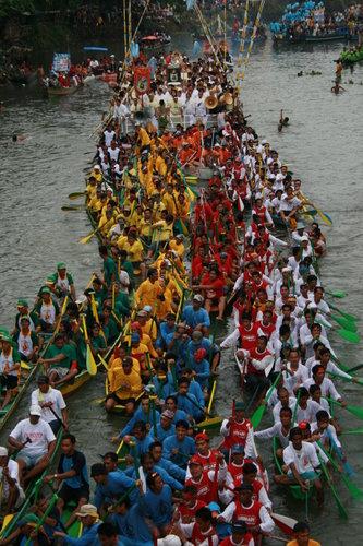 Fluvial Procession.