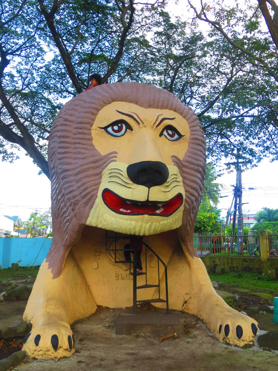 Naga City Civic Center.